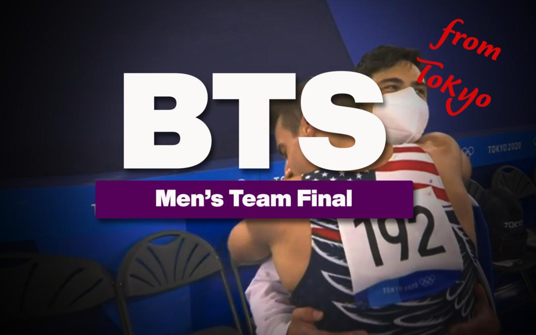 Tokyo Olympics: Men's Team Final