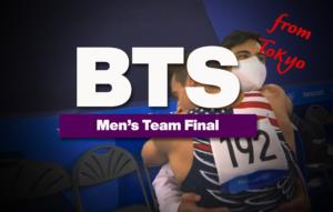2020 Tokyo Olympics Men's Team Final