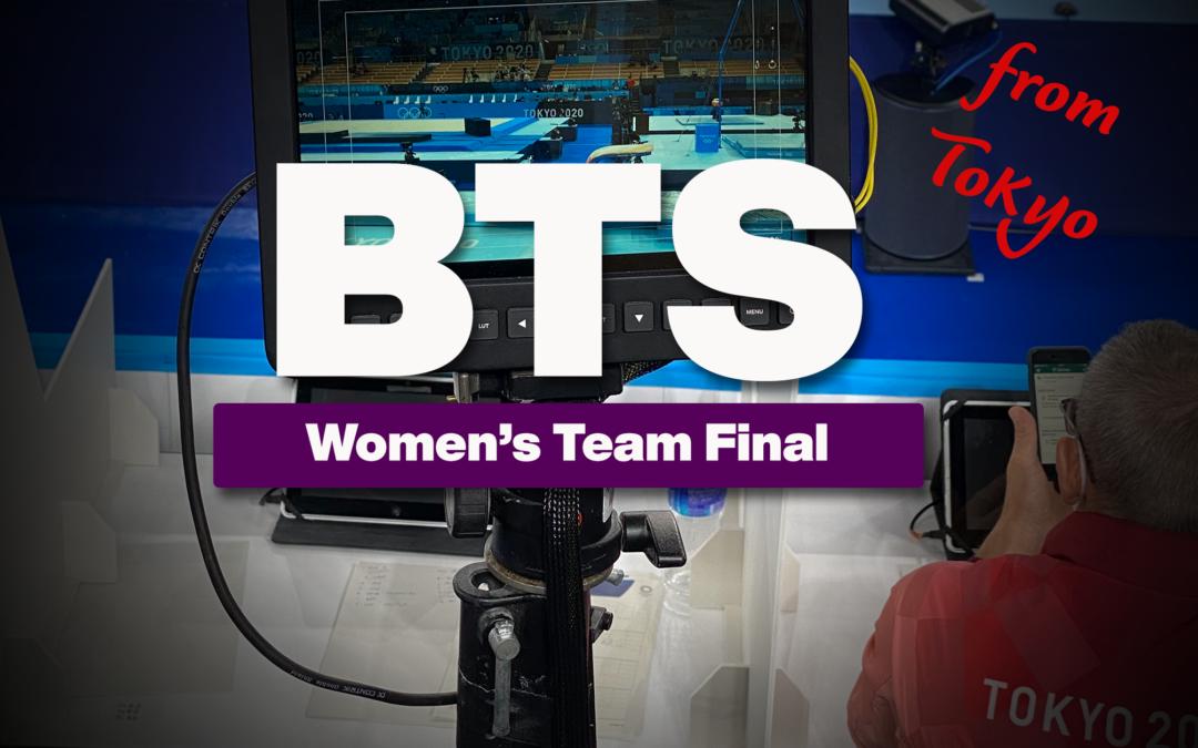 Tokyo Olympics: Women's Team Final