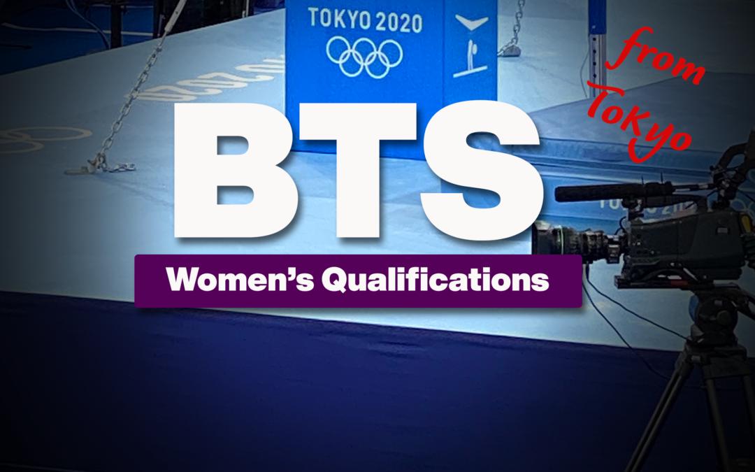 Tokyo Olympics: Women's Qualifying
