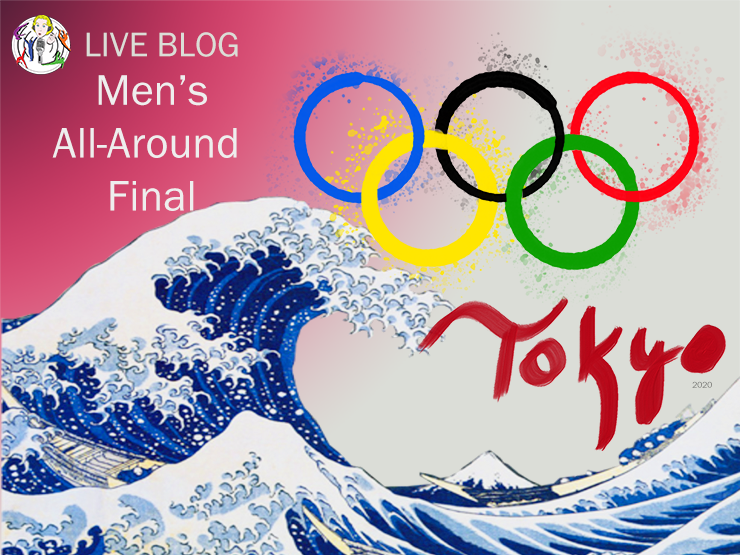 Live Blog: 2020 Tokyo Olympics, Men's All-Around Final