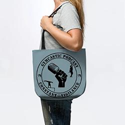 GymCastic - Constant Vigilance tote bag