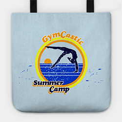 GymCastic Summer Camp tote bag