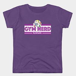 Gym Nerd t-shirt