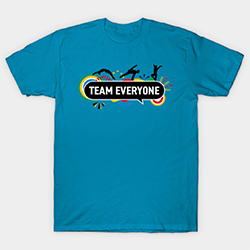 Team Everyone shirt