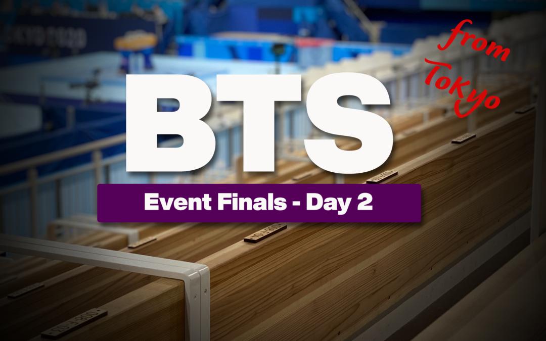 Tokyo Olympics: Event Finals Day Two Women's Floor, Men's Vault and Rings