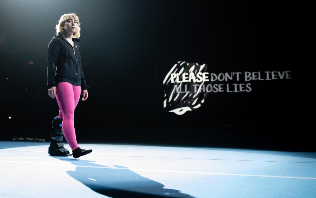 NIL: Olivia Dunne and Katelyn Ohashi Interview & Simone's GOAT Tour Review