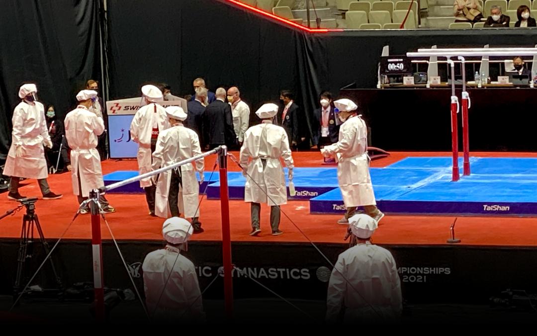 2021 World Championships, Qualification – Day 3
