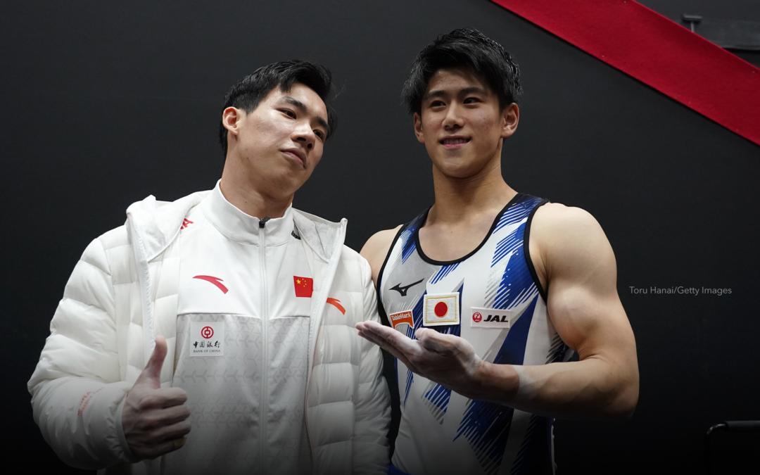 2021 World Championships, Men's All Around Final